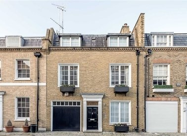 Properties sold in Clabon Mews - SW1X 0EG view1