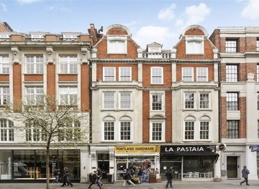 Properties for sale in Great Portland Street - W1W 6QB view1