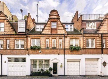 Properties sold in Holbein Mews - SW1W 8NN view1