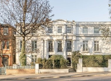 Holland Park Avenue, London, W11