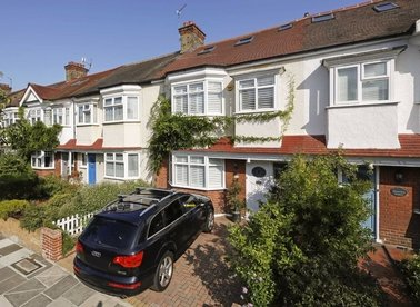 Somerton Avenue, Richmond, TW9