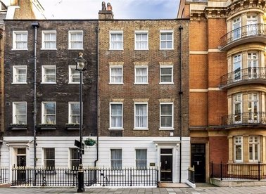 Properties for sale in Welbeck Street - W1G 9YE view1