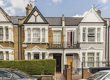 Properties for sale in Woodhurst Road - W3 6ST view1