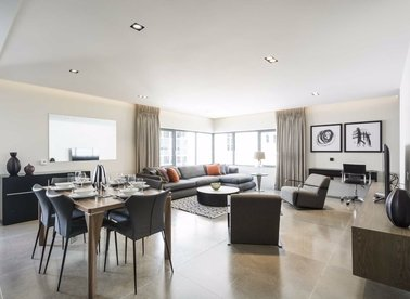 3 Bedrooms 2 Bathrooms short let flat to rent in Babmaes Street - SW1Y 6HD view1