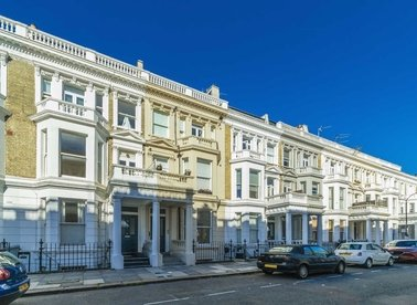 Fairholme Road, London, W14