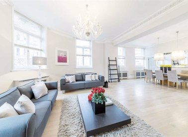 Properties let in Northumberland Avenue - WC2N 5AP view1