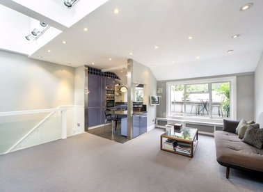 1 Bedrooms 1 Bathrooms short let flat to rent in Ovington Square - SW3 1LJ view1