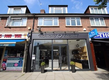 Richmond Road, Kingston Upon Thames, KT2