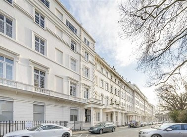Properties let in Westbourne Terrace - W2 3UN view1