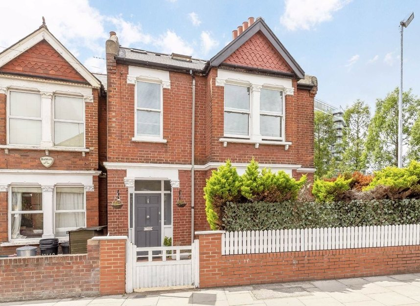 Properties for sale in Bollo Lane - W4 5LX view1