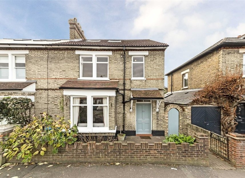 Properties for sale in Burtons Road - TW12 1DB view1
