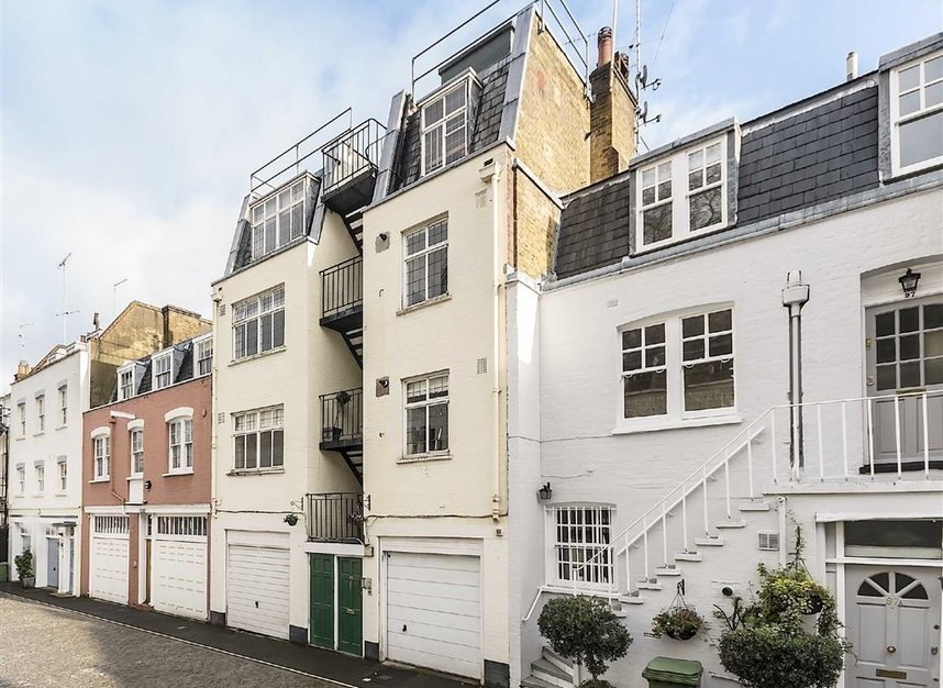 Properties sold in Devonshire Mews South - W1G 6QR view1