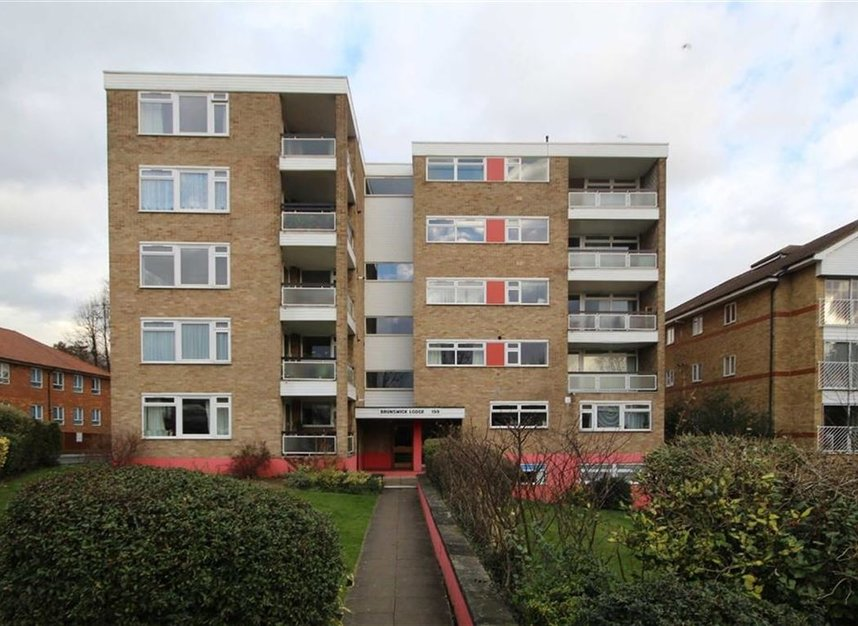 Flat For Sale In Ewell Road Surbiton Kt6 Dexters