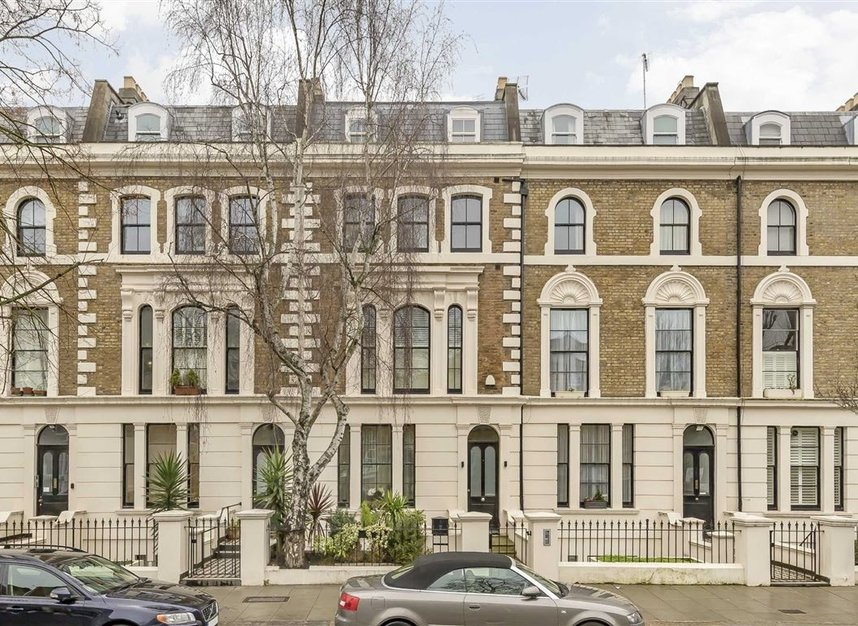 Properties for sale in Formosa Street - W9 2JS view1