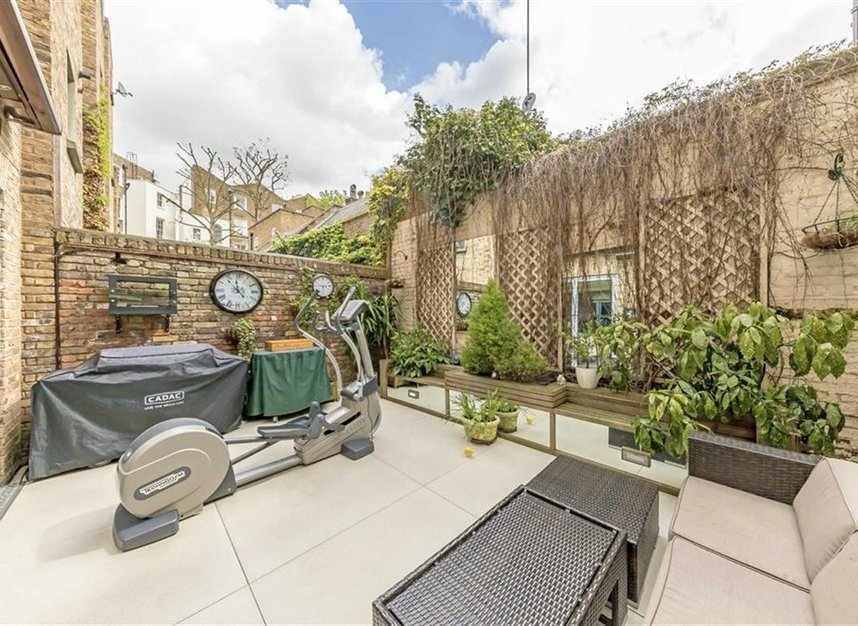 Properties for sale in Formosa Street - W9 2JS view4