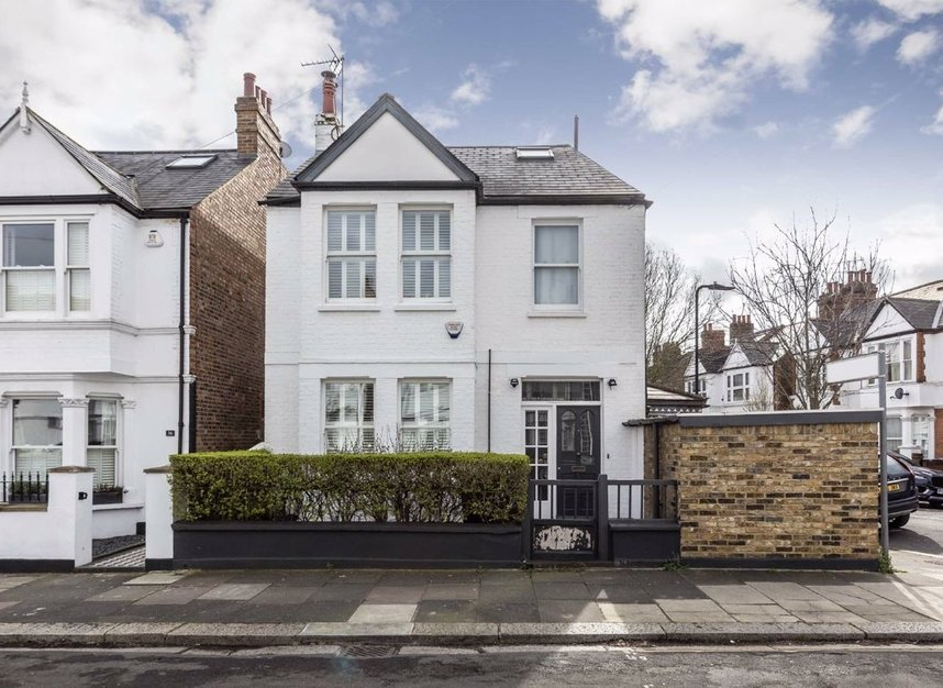Properties sold in Graham Road - W4 5DR view1