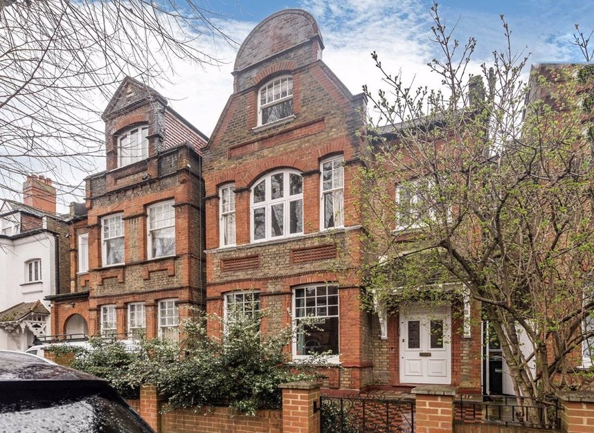 Properties for sale in Grange Road - W4 4DB view1