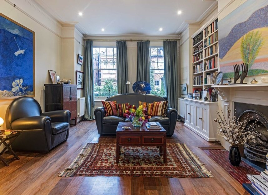 Properties for sale in Grange Road - W4 4DB view2