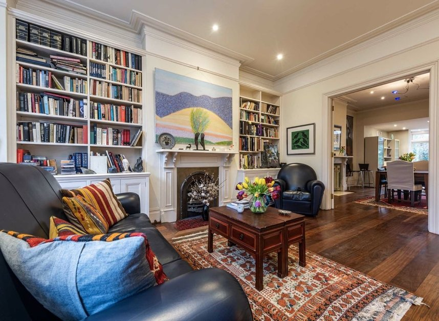 Properties for sale in Grange Road - W4 4DB view3