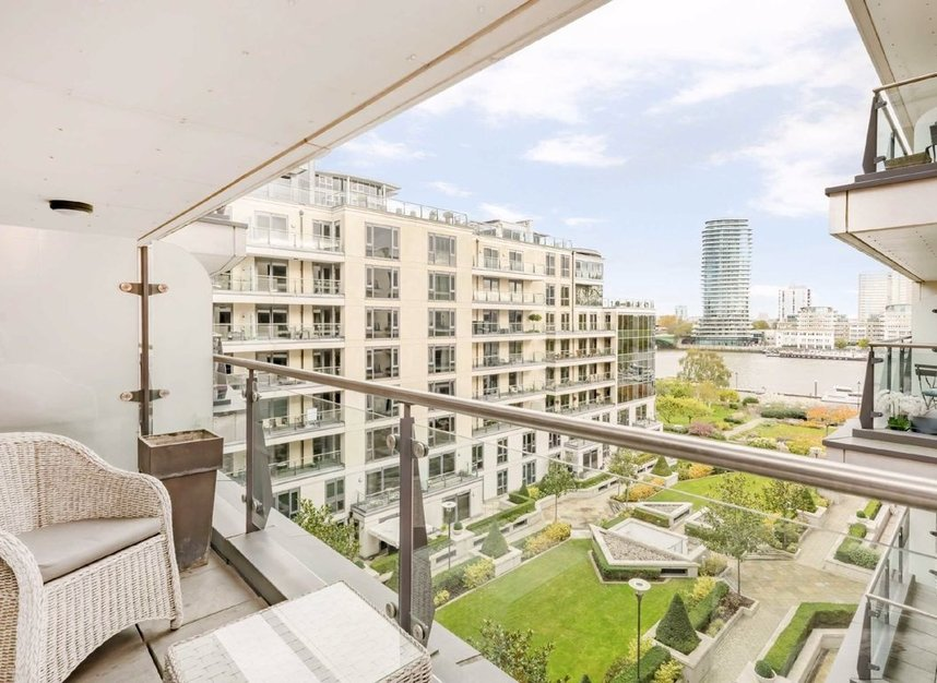 Properties for sale in Lensbury Avenue - SW6 2JZ view1