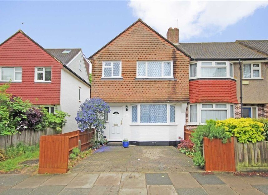 Properties sold in Lisbon Avenue - TW2 5HL view1