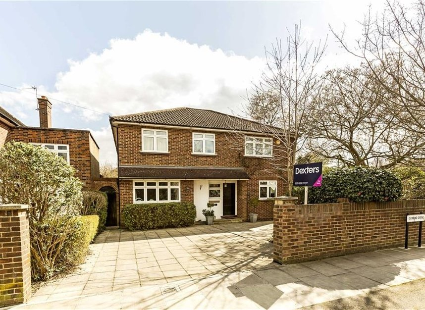 Properties sold in Ormond Drive - TW12 2TL view1