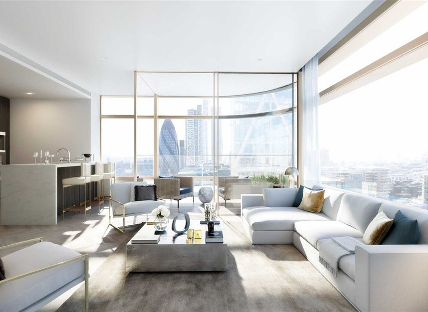 Properties for sale in Principal Place - EC2A 2FA view1