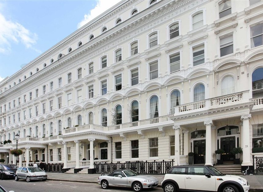 Flat for sale in queen 39 s gate terrace london sw7 dexters for Queens gate terrace