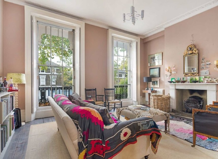 Properties for sale in Regents Park Terrace - NW1 7EE view2