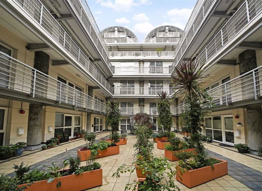 Properties sold in Sweden Gate - SE16 7TG view6