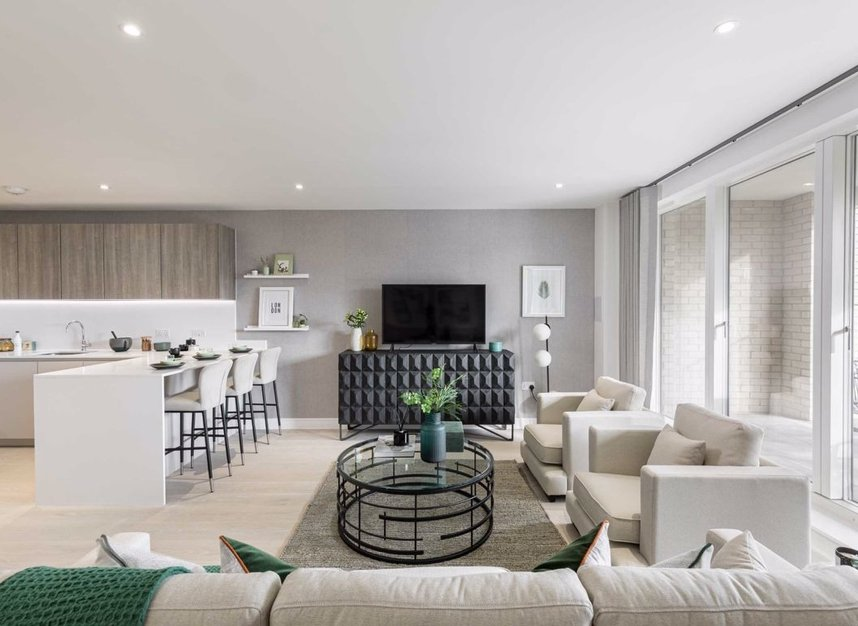 Properties for sale in The Avenue - NW6 7YG view1