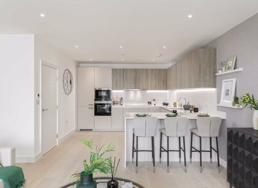 Properties for sale in The Avenue - NW6 7YG view5