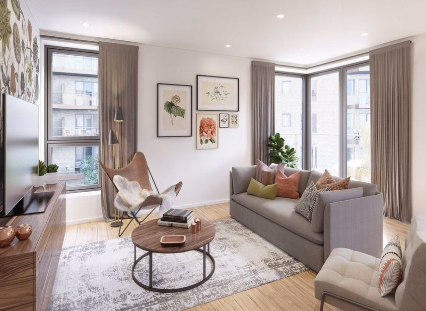 Properties for sale in Tollgate Gardens - NW6 5FU view3