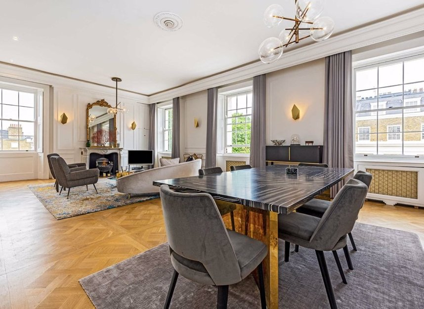 Properties for sale in Upper Belgrave Street - SW1X 8BA view5