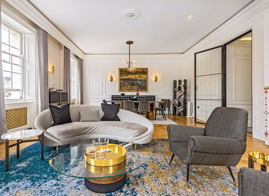 Properties for sale in Upper Belgrave Street - SW1X 8BA view2
