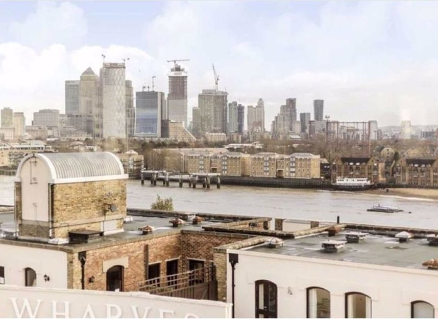 Properties for sale in Wapping Lane - E1W 2RX view1