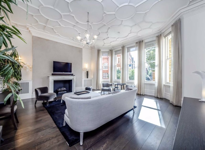 Properties to let in Cadogan Gardens - SW3 2RA view3