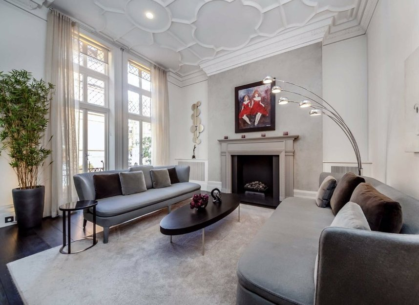 Properties to let in Cadogan Gardens - SW3 2RA view2