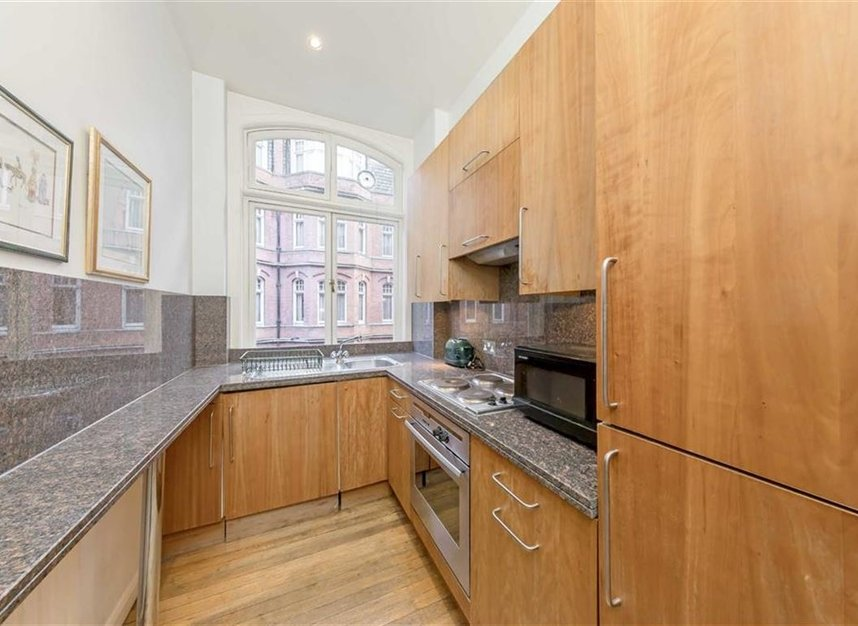 1 Bedrooms 1 Bathrooms short let flat to rent in Down Street - W1J 7AR view4