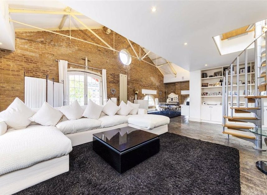 Properties to let in East Smithfield - E1W 1AT view4