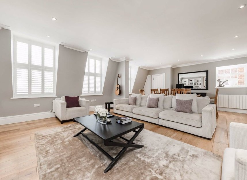 Properties let in Frognal - NW3 6YA view2