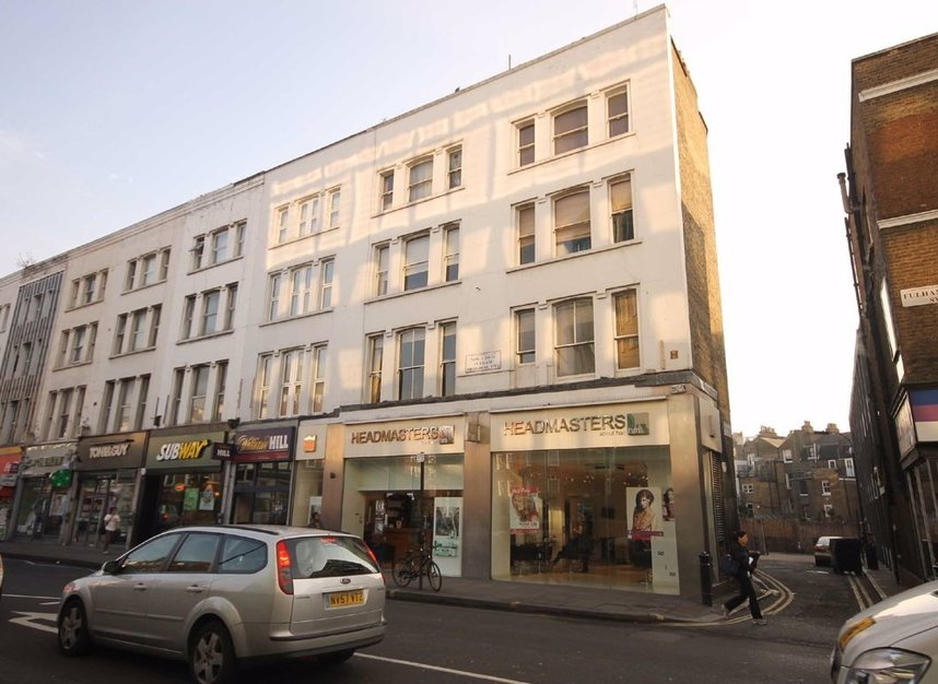 Properties to let in Fulham Broadway - SW6 1AA view1