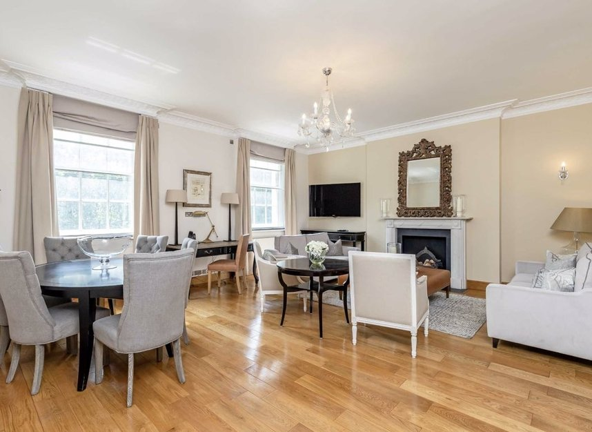 Properties let in Grosvenor Square - W1K 6LB view2