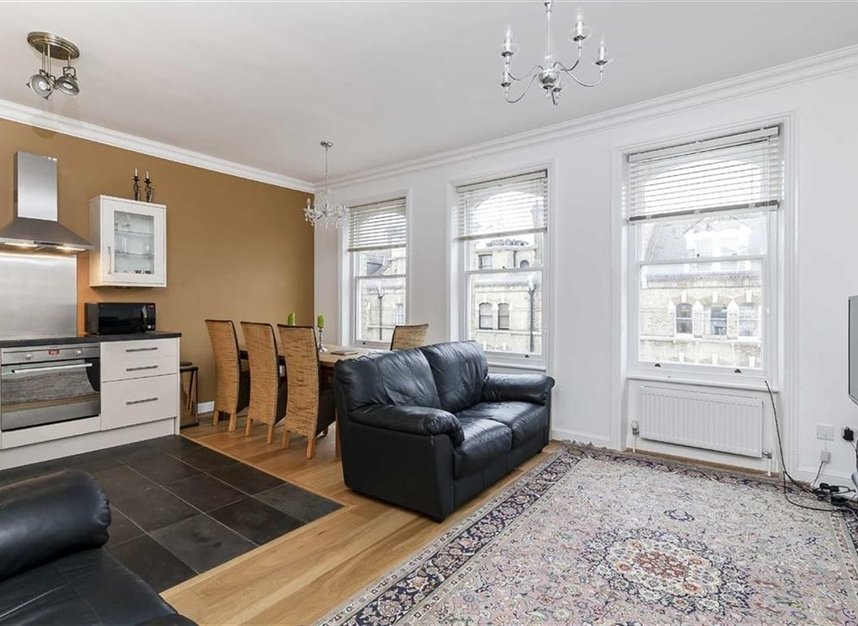 Properties to let in Gwendwr Road - W14 9BG view4
