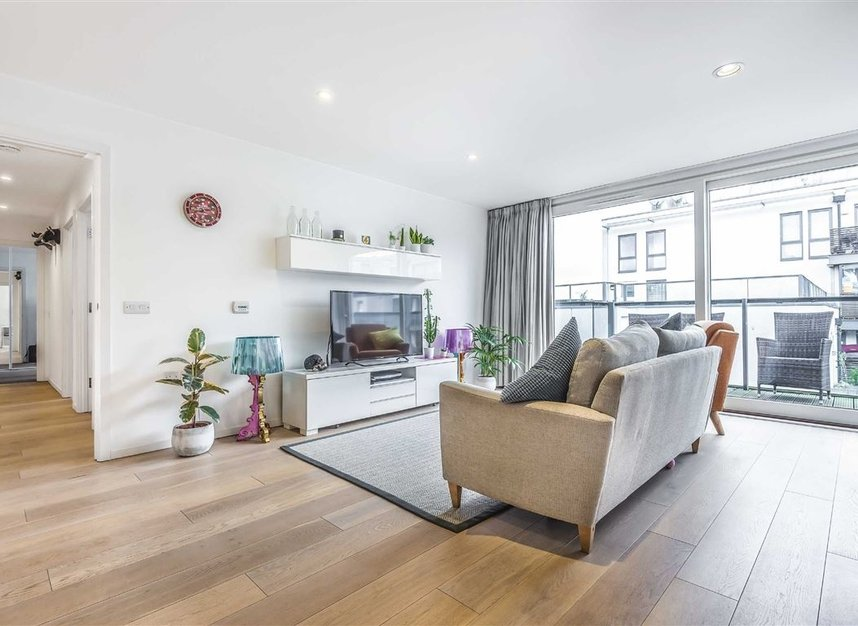 Properties to let in Hertford Road - N1 5ET view2