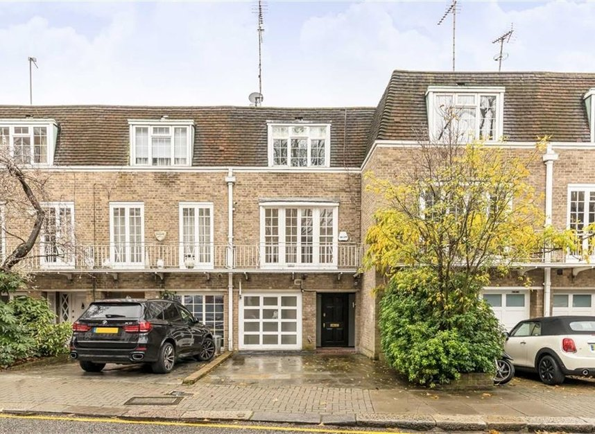House To Rent In Holland Park Road London W14 Dexters