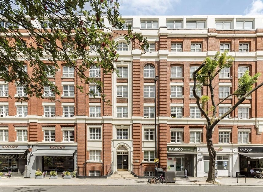 Properties to let in Judd Street - WC1H 9NX view1