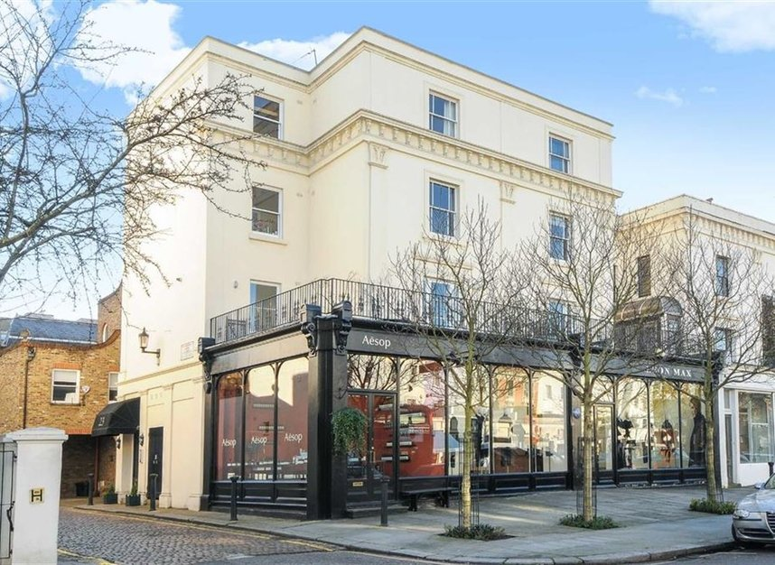Properties to let in Lambton Place - W11 2SH view1