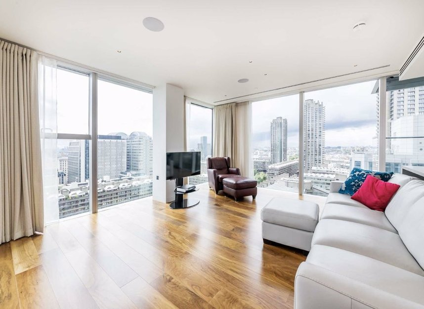 Properties let in Moor Lane - EC2Y 9AP view2