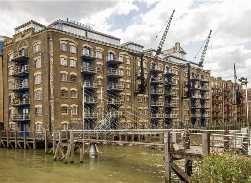 New Concordia Wharf, London, SE1
